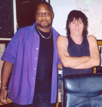 David Hadley Ray and Jeff Beck