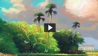 'Highwaymen' display art pieces in South Florida for Black History Month