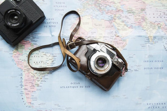 Travel Photographer Spot Open