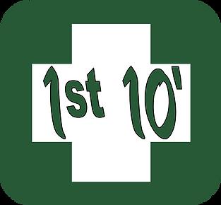 1st10' logo