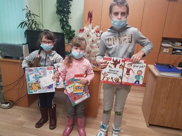 """Iniciatyva """"Padovanok Kalėdas"""""""