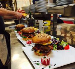 The famous Burger à Lolo