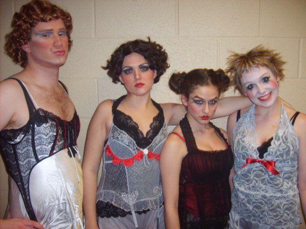 Kit Kat Club Band, Cabaret, Shenandoah Conservatory.jpg