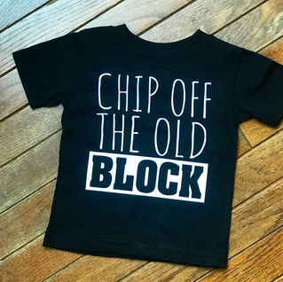 CHIP OFF THE OLD BLOCK