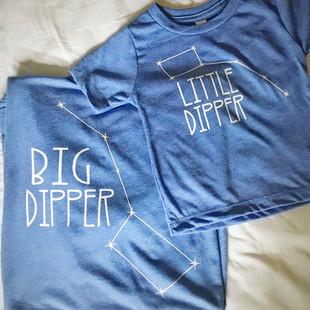 BIG & LITTLE DIPPER SHIRT