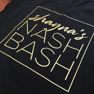 NASH BASH BACHELORETTE SHIRT