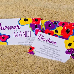FLOWER WEDDING SHOWER