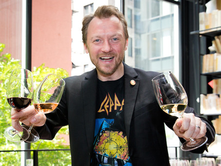 Life of a SOMM: #2 Fred Dex MS