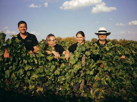 Weingut im Zwölberich: the first biodynamic winery of Nahe.
