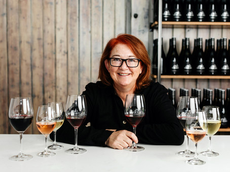 Masters of Wine #3 Meg Brodtmann