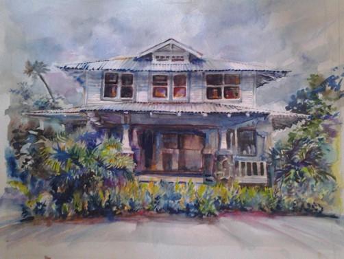 Hawaiian Family Home