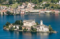 Il Lago d'Orta e l'Isola di San Giulio