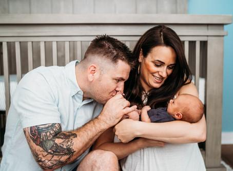 Why I love In Home Newborn Sessions   Kansas City Newborn Lifestyle Photographer