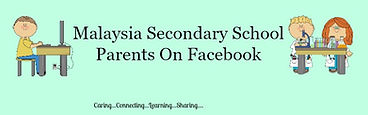 Malaysia Secondary School Parents on Facebook