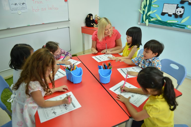 08 Language Development B & C Intensive