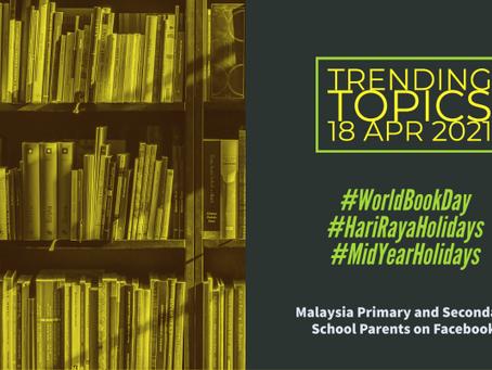 When is Hari Raya School Holidays?