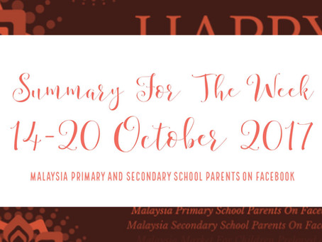 Primary and Secondary School Issues and Concerns