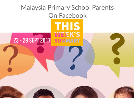 How, What and Where Questions From Parents