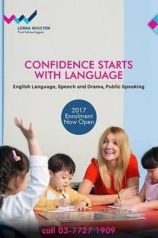 Confidence Starts With Language At Lorna Whiston
