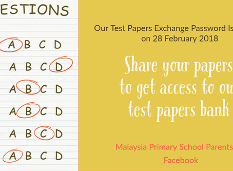 Our Test Paper Exchange Password Is Expiring Soon