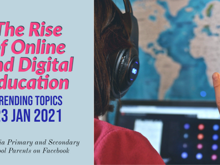 The Rise of Online and Digital Education