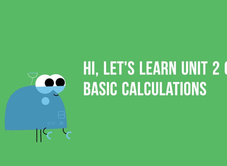 Bilingual Math Video for SJKC Unit 2 P1 Math