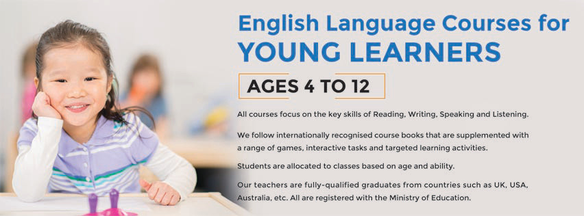 English Language Courses For Young Learners