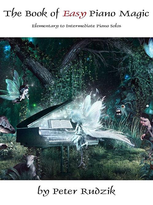 The Book Easy Piano Magic