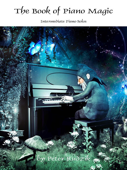 The Book of Piano Magic