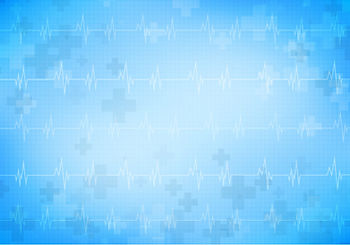 medical-free-vector-background-with-hear
