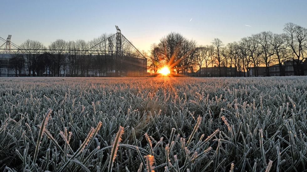 Moor Park PNE sunrise