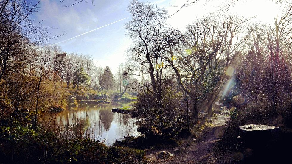 Rivington Terraced Gardens