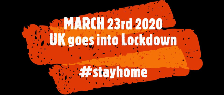 Life In Lockdown, Preston, Lancashire, UK - 23rd March - 12th May 2020