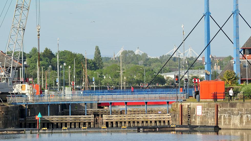 Docks basin