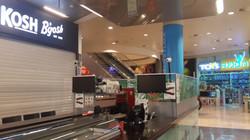 מצלמות אבטחה למרכזי קניות