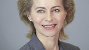 Von der Leyen als EU-Kommissionspräsidentin gewählt
