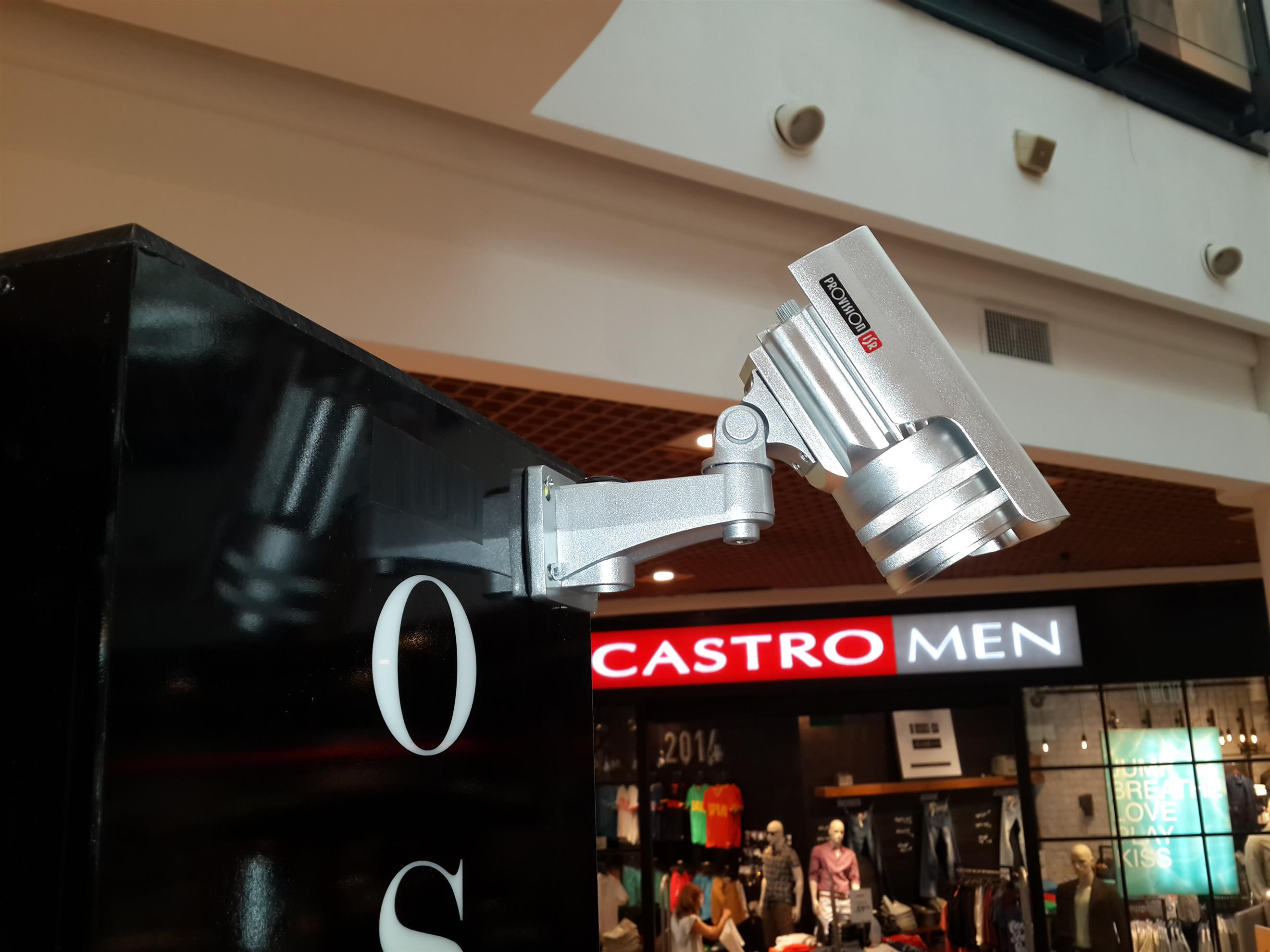 נטו קונטרול - מצלמות אבטחה