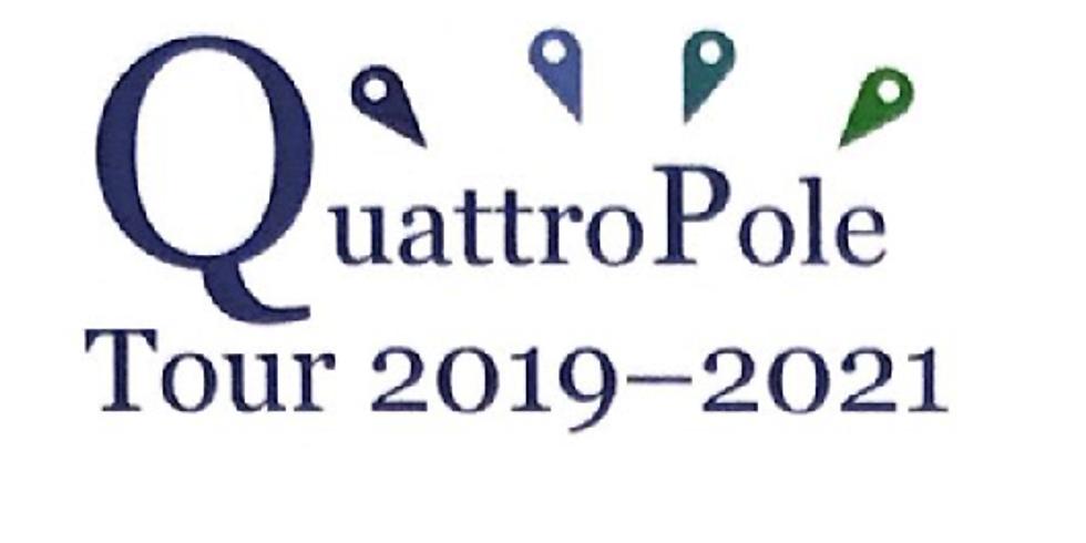 Quattro Pole Tour 2019 mit AKK und Altmaier / 1.-6. Oktober