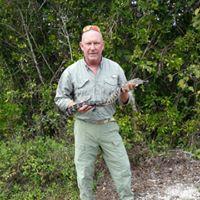 Ray the Trapper FWC licensed Alligator trapper contractor