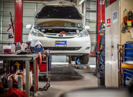 Common Toyota Repairs and Maintenance