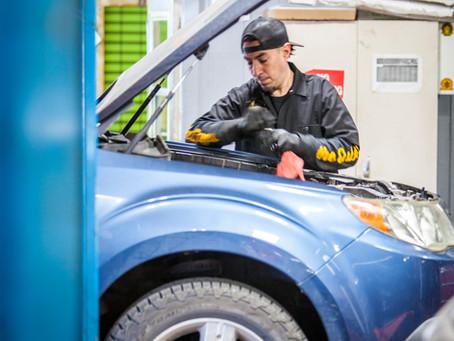 Common Subaru Repairs and Maintenance