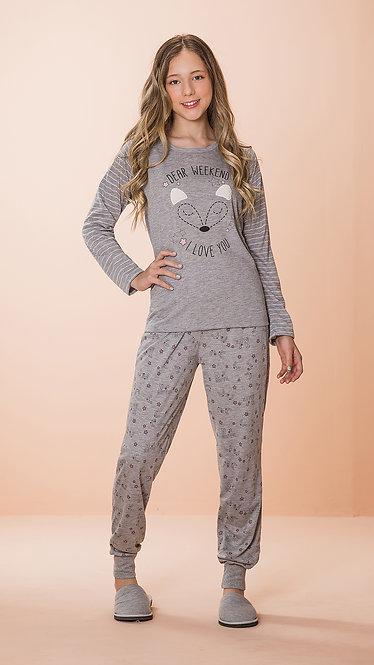 1237 Pijama Infantil / Juvenil