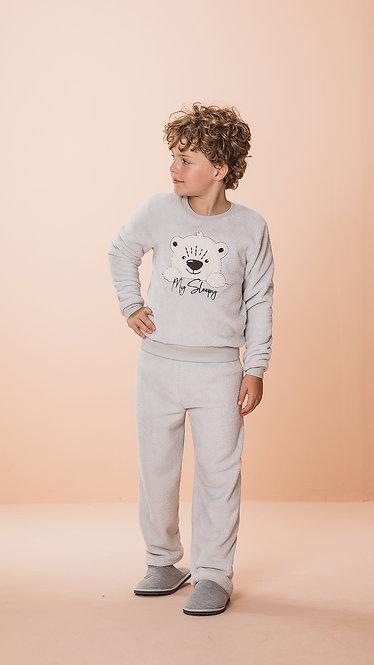 1248 Pijama Infantil Plush