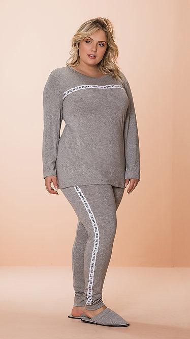8604 Pijama Feminino DR