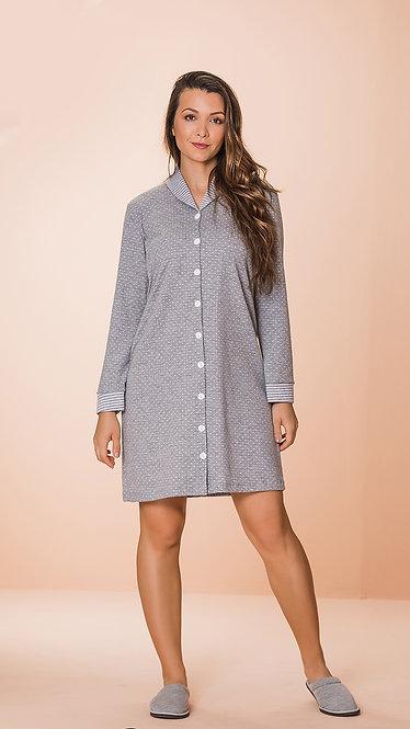 8609 Pijama Feminino Dupla Face Aberto