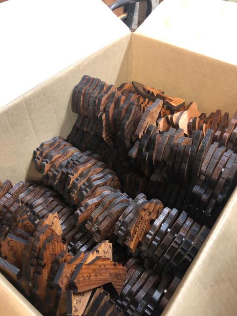 Wholesale Redwood Magnets