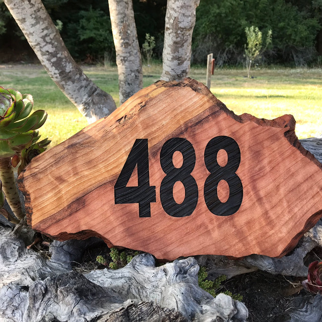Redwood Address Sign.JPG