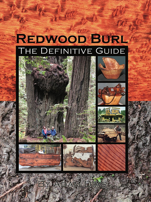 Redwood Burl: The Definitive Guide