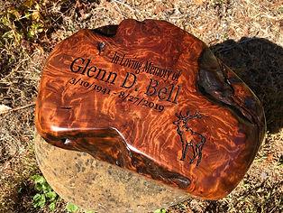 Natural Redwood burl urn box.jpg