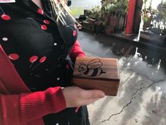 Custom Redwood Box